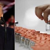 Trump dit qu'il n'obligera pas les Américains à prendre le vaccin contre le COVID-19