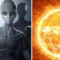 Notre soleil est un portail pour les extraterrestres