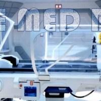 Récupération des technologies de la Flotte Noire: Les Med Bed