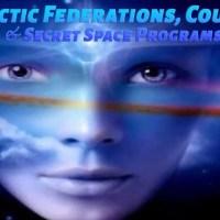 Fédérations galactiques, conseils et programmes spatiaux secrets