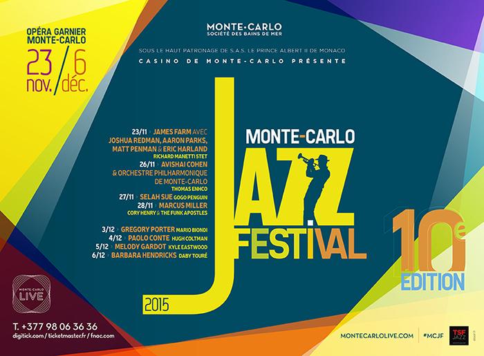 Affiche Jazz Festival