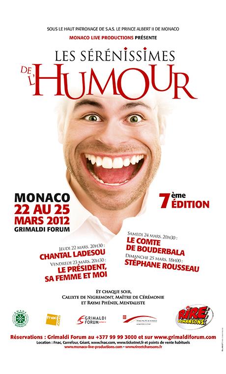 Sérénissimes de l'Humour 2012