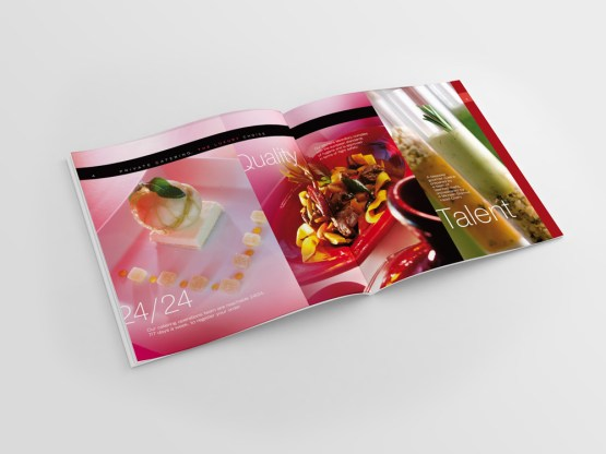 Brochure Private Catering