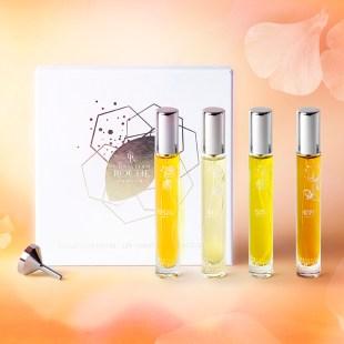 Coffret Découverte Christian Roche Parfums