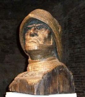 Nemzeti Áldozatkészség szobra, töredék, - Sidló Ferenc P1580587