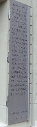 Evangélikus Múzeum P1570006 - 1961 Sztehlo Gábor -1