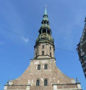 Riga P1650204 Szt. Péter templom