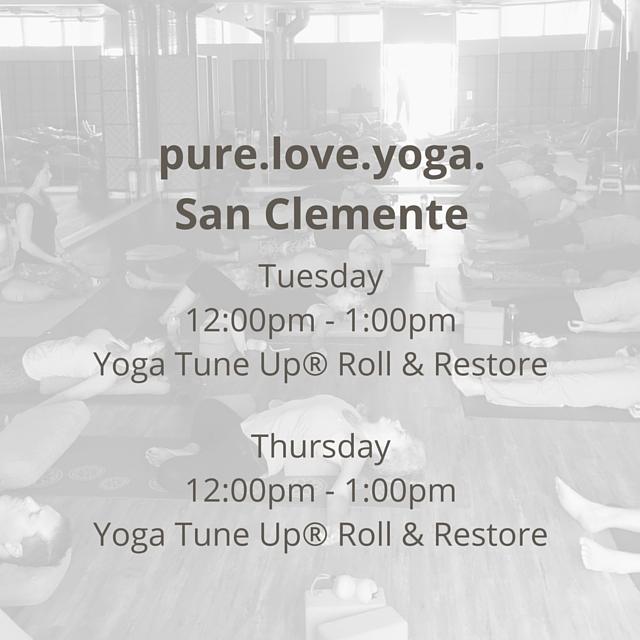 elissa strutton pure love yoga schedule