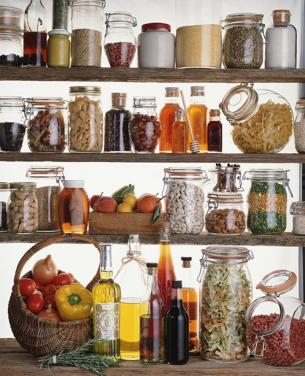 Cleanse Your Pantry  Elissa Goodman