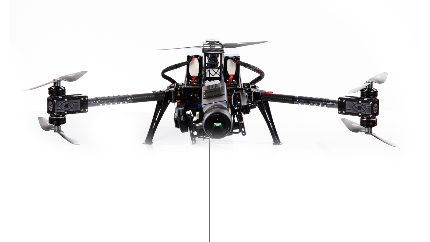 Micro Drones With Winches