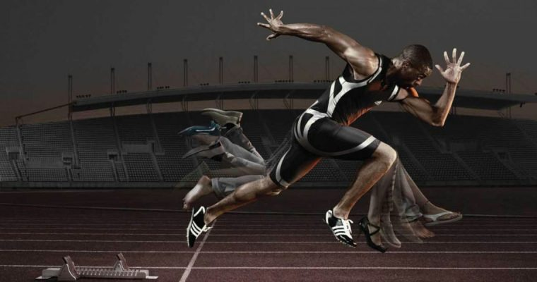 SPEED IS THE NAME OF THE GAME