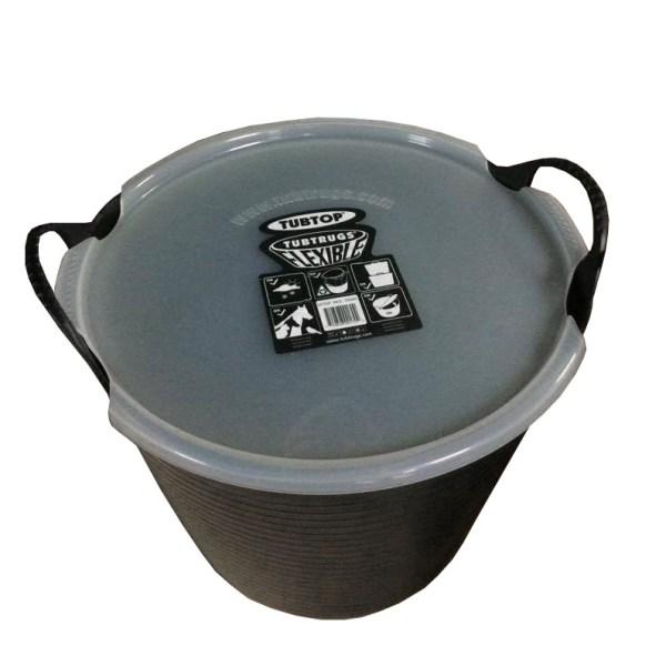 Gorilla bucket 26L white lid