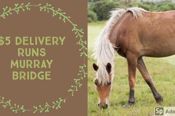 Murray Bridge delivery runs