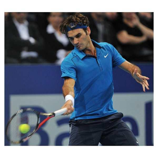 Roger Federer Signed Cap Display - Elite Exclusives