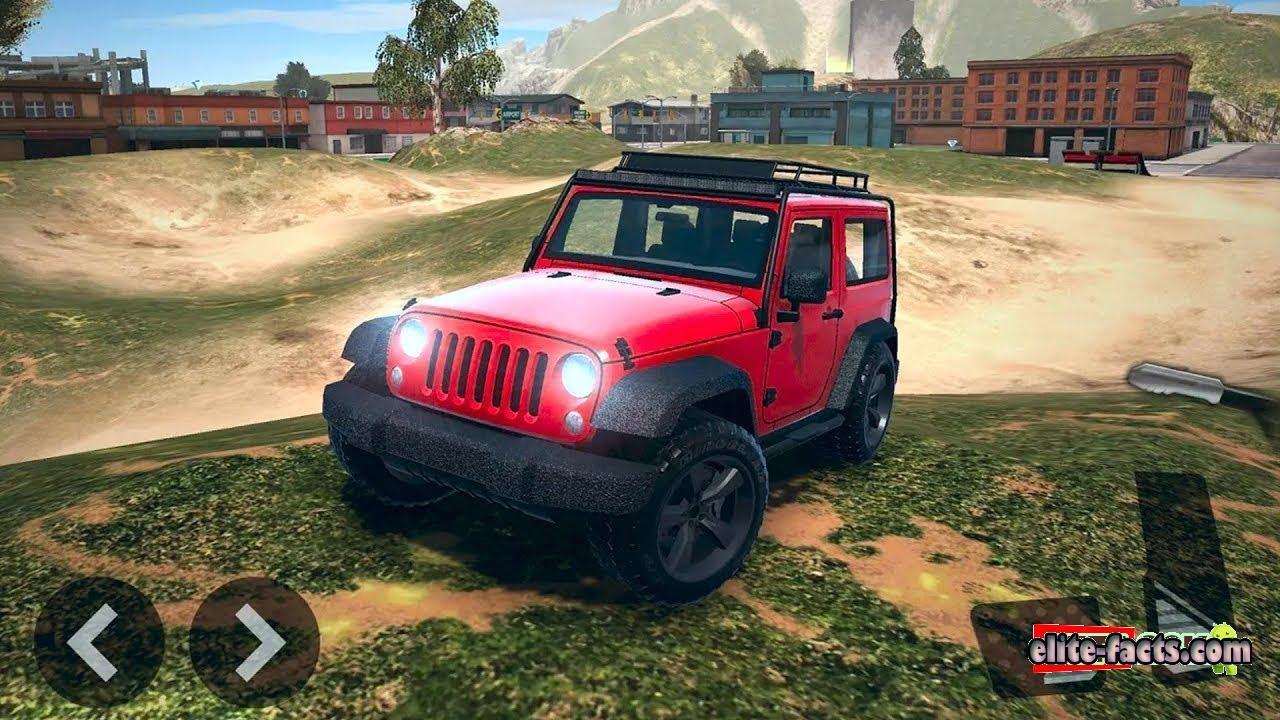 لعبة ultimate offroad simulator مهكرة