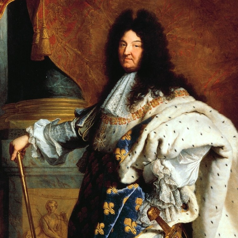 Louis XIV king of france picture