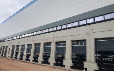 Amazon Distribution Centre, Redditch Progress Update