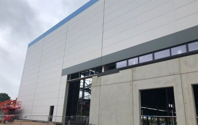 amazon-distribution-centre-redditch-progress-3