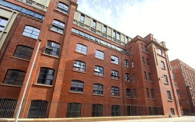 New Little Mill, Manchester completion