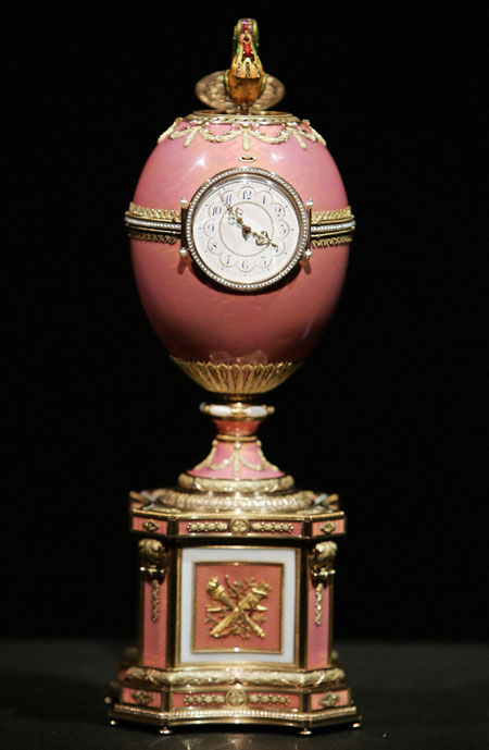 Faberge Egg Sold For 165 mn  Elite Choice