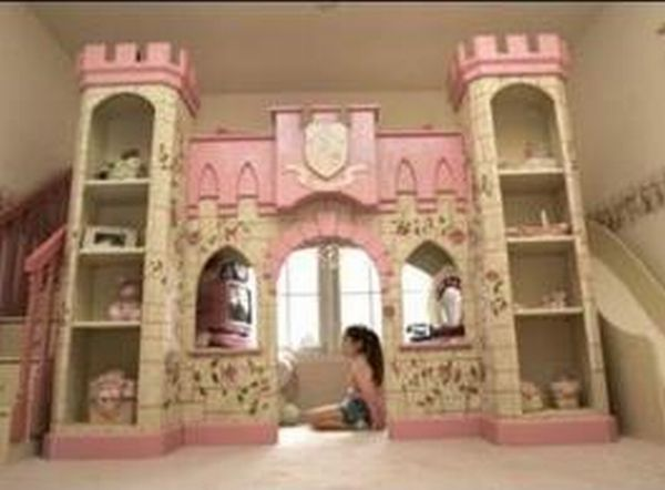 Sweet Dream Theme Beds Let Your Kids Fantasy World Come