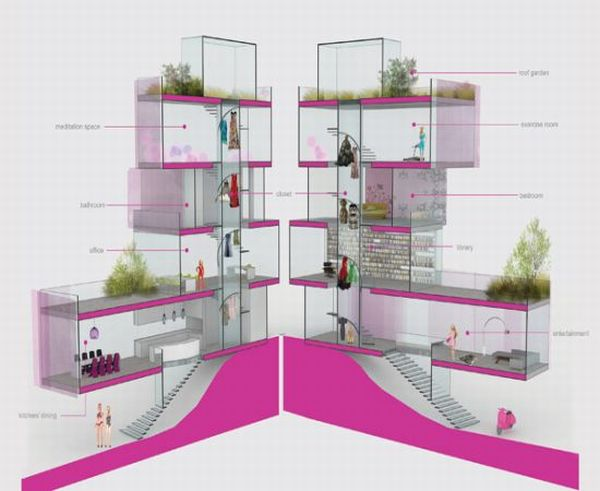 BARBIE DOLL HOUSE PLANS Over 5000 House Plans