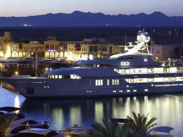 RoMa The Ultimate In Luxury Yacht Is Up For Sale For 66