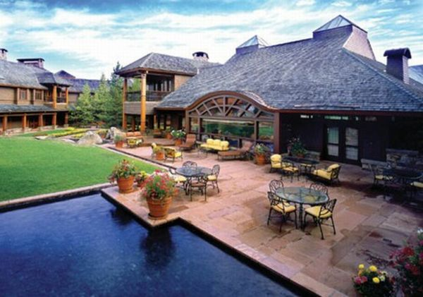 Main House Hala ranch Billionaire John Paulson Buys Hala Ranch in Aspen for $49 Million