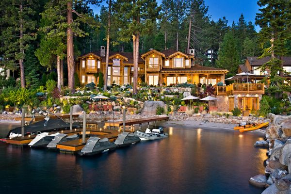 Estate on Lake Tahoe Larry Ellison Lists His Estate on Lake Tahoe