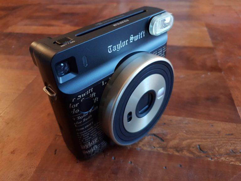 Fujifilm Instax Square SQ6 Обзор Тейлор Свифт