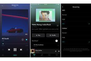 аудиофильская альтернатива Spotify