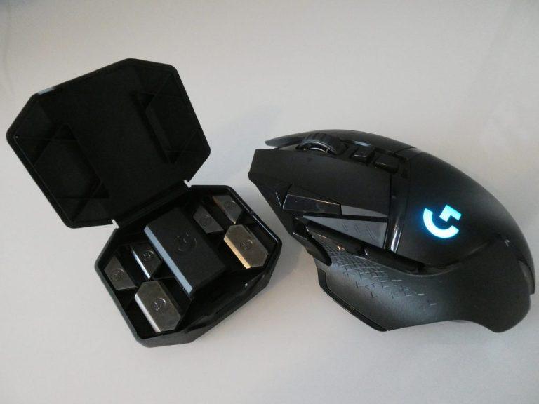 Обзор Logitech G502 Lightspeed Mouse