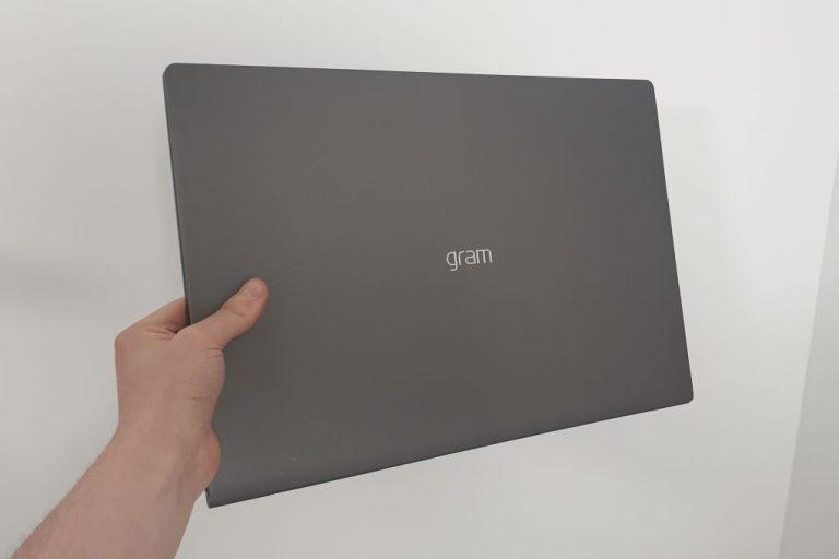 LG Gram 17 (2019) Обзор