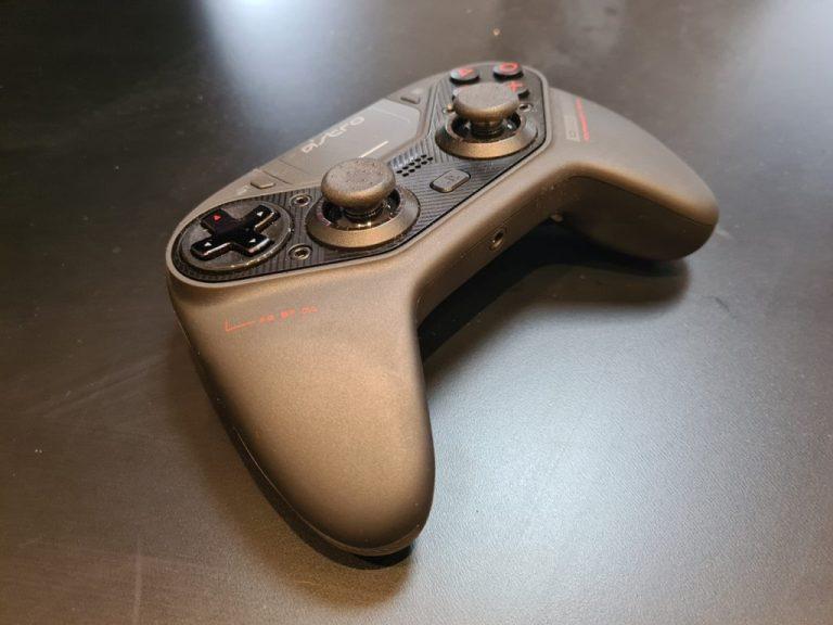 Обзор игрового контроллера Astro C40