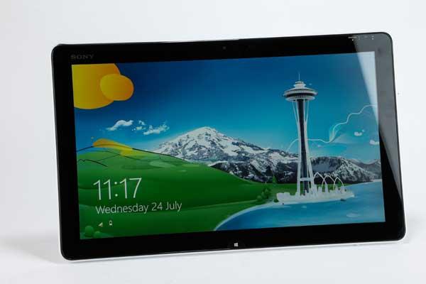Обзор Sony Vaio Tap 20