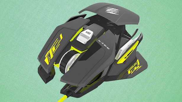 Mad Catz R.A.T Pro S Обзор