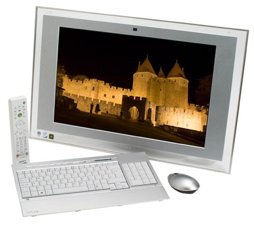Обзор Sony Media Center VGC-LT1S.CEK