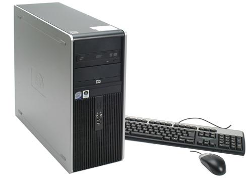Обзор HP Compaq dc7900 Convertible MiniTower для деловых ПК