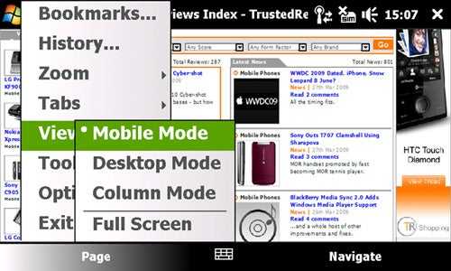 Обзор браузера Torch Mobile Iris 1.1.5