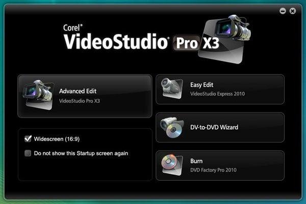 Corel VideoStudio Pro X3 Обзор