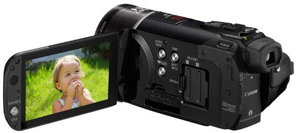 Canon Legria HF S21 Обзор