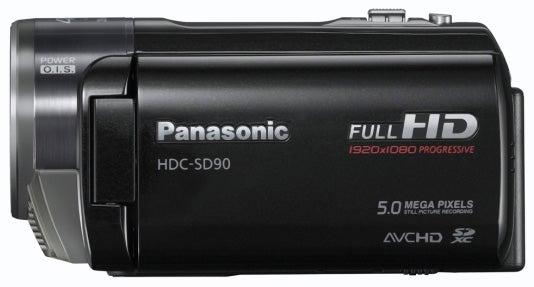 Обзор Panasonic HDC-SD90 |  Надежные отзывы