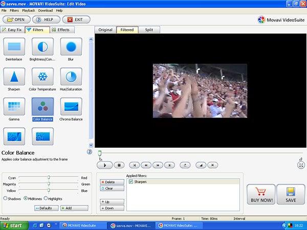 Обзор Movavi VideoSuite 4.5 |  Надежные отзывы