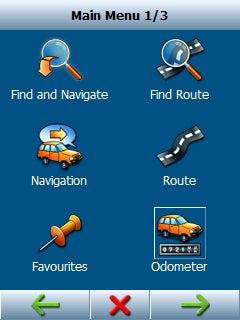 Обзор программного обеспечения Pocket Navigator 7 GPS (Европа)