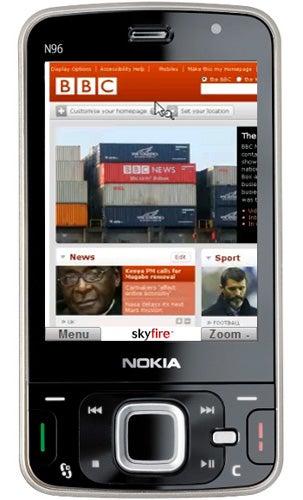 Обзор мобильного веб-браузера Skyfire
