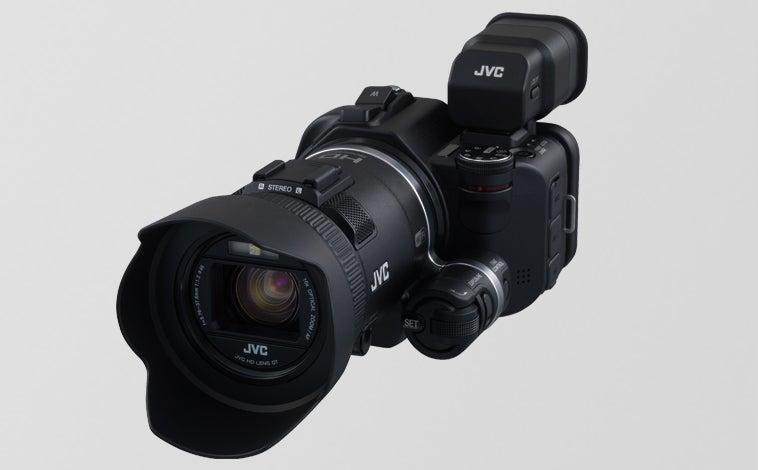 Обзор JVC GC-PX100    Надежные отзывы