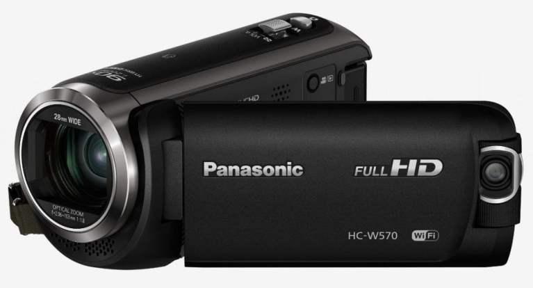 Обзор Panasonic HC-W570 |  Надежные отзывы
