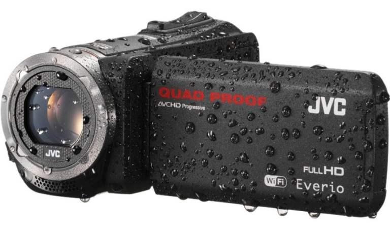 Обзор JVC Everio GZ-RX515BE |  Надежные отзывы