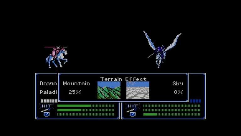 Fire Emblem: Shadow Dragon and the Blade of Light (для Nintendo Switch) Обзор