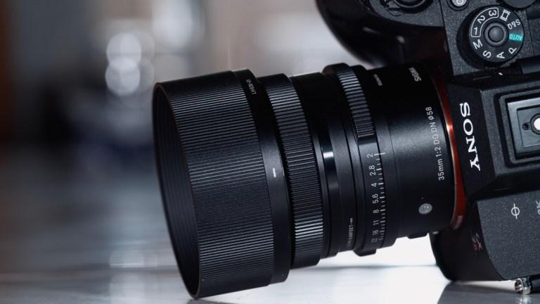 Sigma 35mm F2 DG DN Contemporary Обзор